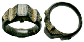 Nicely Crafted Roman Ring, Condition: Very Fine  Weight: 8,33 gr Diameter: 24,05 mm