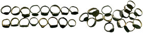 Lot of 16 mixed Rings,