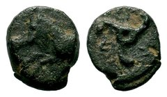 LYCIA. Perikles. Circa 380-360 BC.AE bronze  Condition: Very Fine  Weight: 1.19 gr Diameter: 11.34 mm