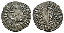 ARMENIA, Cilician Armenia. Royal. Oshin, 1308-1320. Tram  Condition: Very Fine  Weight: 2.97 gr Diameter: 22.11 mm