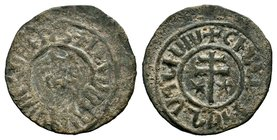 Armenia. Levon I (1187-1219). AE Tank   Condition: Very Fine  Weight: 7.54 gr Diameter: 30.50 mm