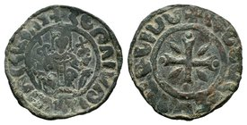 Cilician Armenia. Royal. Hetoum I. 1226-1270.  Condition: Very Fine  Weight: 7.40 gr Diameter: 29.26 mm