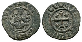 Cilician Armenia. Royal. Hetoum I. 1226-1270.  Condition: Very Fine  Weight: 8.10 gr Diameter: 28 mm