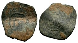 Islamic Coins , 10th - 14th C. AD.  Condition: Very Fine  Weight: 4.09 gr Diameter: 29 mm