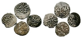 Ottoman Empire Lot 4x - 10th - 14th C. AD.  Condition: Very Fine  Weight: LOT  Diameter: