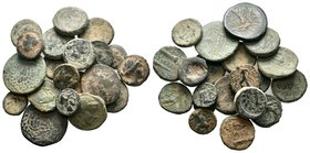 Lot of 20 Greek Coins.   Condition: Very Fine  Weight: LOT Diameter: