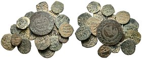 Lot of 20 Islamic Coins.   Condition: Very Fine  Weight: LOT Diameter: