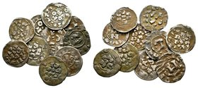 Lot of 10 Lucca Coins.   Condition: Very Fine  Weight: LOT Diameter: