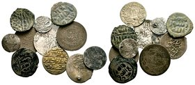 Lot of 10 Islamic Coins.   Condition: Very Fine  Weight: LOT Diameter: