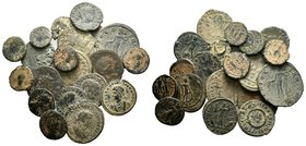 Lot of 20 Roman Coins.   Condition: Very Fine  Weight: LOT Diameter: