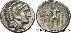 MACEDONIA - KINGDOM OF MACEDONIA - PHILIP III ARRHIDAEUS Type : Tétradrachme  Date : c. 323-320 AC.  Mint name / Town : Amphipolis, Macédoine  Metal :...