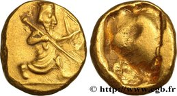 PERSIA - ACHAEMENID KINGDOM Type : Darique d'or  Date : c. 465-425 AC  Mint name / Town : Lydie, Sardes ?  Metal : gold  Millesimal fineness : 970  ‰ ...