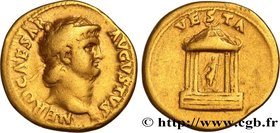 NERO Type : Aureus  Date : c. 65-66  Mint name / Town : Rome  Metal : gold  Diameter : 18,5  mm Orientation dies : 6  h. Weight : 7,07  g. Rarity : R2...