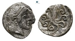 Sicily. Syracuse. Second Democracy 466-405 BC. Litra AR