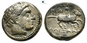 "Kings of Macedon. Miletos. Alexander III ""the Great"" 336-323 BC. struck under Asandros, circa 323-319. Bronze Æ"
