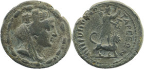 CILICIA. Tarsos. Ae (164-27 BC)