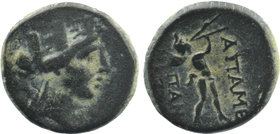 Phrygia, Apameia. Ca. 88-40 B.C. AE