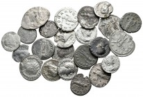 Lot of ca. 23 roman coins / SOLD AS SEEN, NO RETURN!nearly very fine