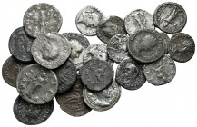 Lot of ca. 22 roman bonze coins / SOLD AS SEEN, NO RETURN!very fine