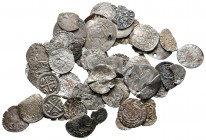 Lot of ca. 50 medieval coins / SOLD AS SEEN, NO RETURN!nearly very fine
