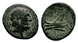PHOENICIA. Arados. Ae (Circa 350-332 BC). Condition: Very Fine  Weight: 3,52 gr Diameter: 17,50 mm
