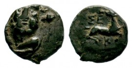 Pisidia, Selge. civic issue. 1st - 2nd centuries B.C. AE  Condition: Very Fine  Weight: 2,19 gr Diameter: 13,00 mm