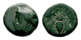 IONIA. Ephesos. Ae (Circa 290-281 BC). Condition: Very Fine  Weight: 1,24 gr Diameter: 10,00 mm
