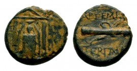 PAMPHYLIA, Perge. II-I Century BC. Æ  Condition: Very Fine  Weight: 4,32 gr Diameter: 15,20 mm