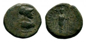 LYDIA. Daldis. Pseudo-autonomous. Time of the Severans (193-235). Ae. Condition: Very Fine  Weight: 3,54 gr Diameter: 15,00 mm