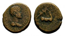 LYDIA. Hierocaesarea. Pseudo-autonomous. Ae (Circa 1st century AD). Condition: Very Fine  Weight: 3,23 gr Diameter: 15,45 mm