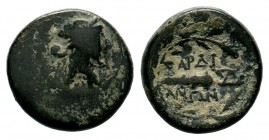 LYDIA. Sardes. Ae (2nd-1st centuries BC). Condition: Very Fine  Weight: 4,30 gr Diameter: 16,00 mm