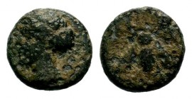 IONIA. Ephesos. Ae (Circa 290-281 BC). Condition: Very Fine  Weight: 1,36 gr Diameter: 10,50 mm