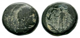 LYDIA. Sardes. Ae (2nd-1st centuries BC). Condition: Very Fine  Weight: 6,62 gr Diameter: 15,40 mm