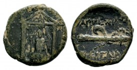 Pamphylia. Perge. Ae (3rd century BC). AE Condition: Very Fine  Weight: 3,69 gr Diameter: 16,75 mm