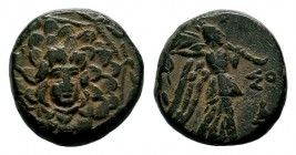 PONTOS, Amisos. 120-63 BC. Æ Condition: Very Fine  Weight: 7,42 gr Diameter: 14,25 mm