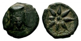 PONTOS. Uncertain. Ae (Circa 130-100 BC). Condition: Very Fine  Weight: 4,35 gr Diameter: 12,85 mm