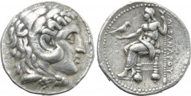 KINGS OF MACEDON. Alexander III 'the Great' (336-323 BC). Tetradrachm�.