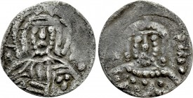 JOHN VII PALAEOLOGUS (Sole reign, 1390, or as Regent, 1399-1402). 1/8 Stavraton. Constantinople.
