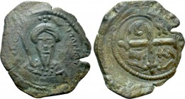 CRUSADERS. Antioch. Tancred (Regent, 1101-1103 & 1104-1112). Follis.
