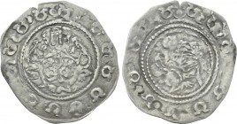 "HOLY ROMAN EMPIRE. Heinrich II ""Jasomirgott"" (Duke of Austria, 1156-1177). Dünnpfennig."