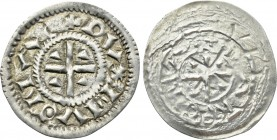 HUNGARY. Geza I. as Duke (1064-1074). Denar.
