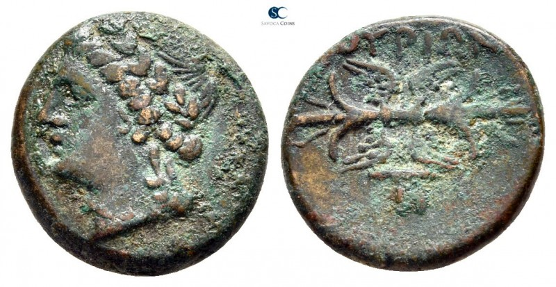 Lucania. Thourioi circa 280-213 BC. 