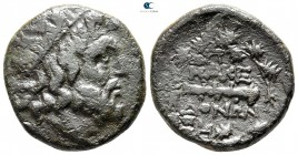 Kings of Macedon. Uncertain mint in Macedon. Time of Philip V - Perseus 187-168 BC. Bronze Æ