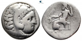 Kings of Macedon. Kolophon circa 310-301 BC. Drachm AR