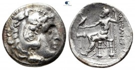 "Kings of Macedon. Mylasa. Alexander III ""the Great"" 336-323 BC. Drachm AR"