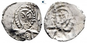 Mihail Asen III Šišman. AD 1323-1330. Second empire. Brockage Half Grosh AR