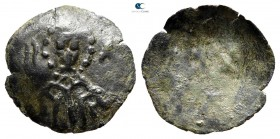 AD 1400-1460. Uncertain emperor. Second empire. Trachy AE