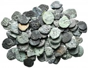 Lot of ca. 90 roman provincial bronze coins / SOLD AS SEEN, NO RETURN!