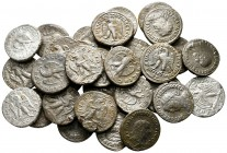 Lot of ca. 30 roman provincial coins / SOLD AS SEEN, NO RETURN!very fine