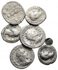 Lot of ca. 7 roman coins / SOLD AS SEEN, NO RETURN!very fine
